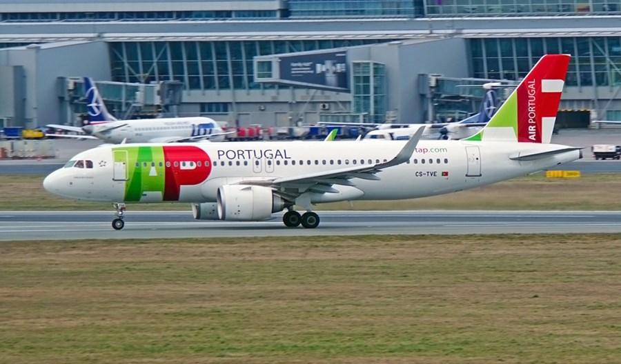 TAP Air Portugal wznowiły loty z Lizbony do Warszawy (aktualizacja)