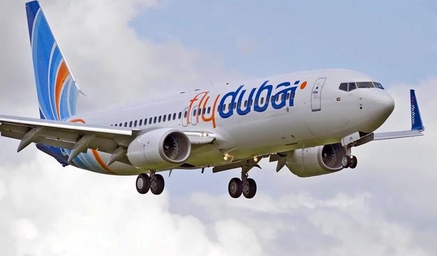flyDubai planuje powrót do latania 7 lipca, a do Krakowa 9 lipca