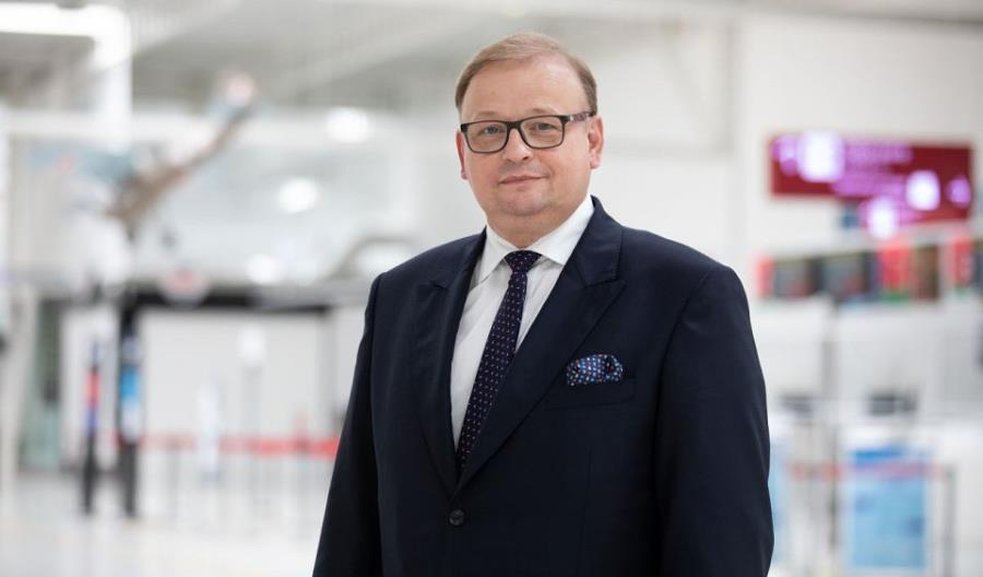 Andrzej Hawryluk nowym prezesem Portu Lotniczego Lublin