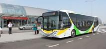 Autobusy wracają do lotniska w Modlinie