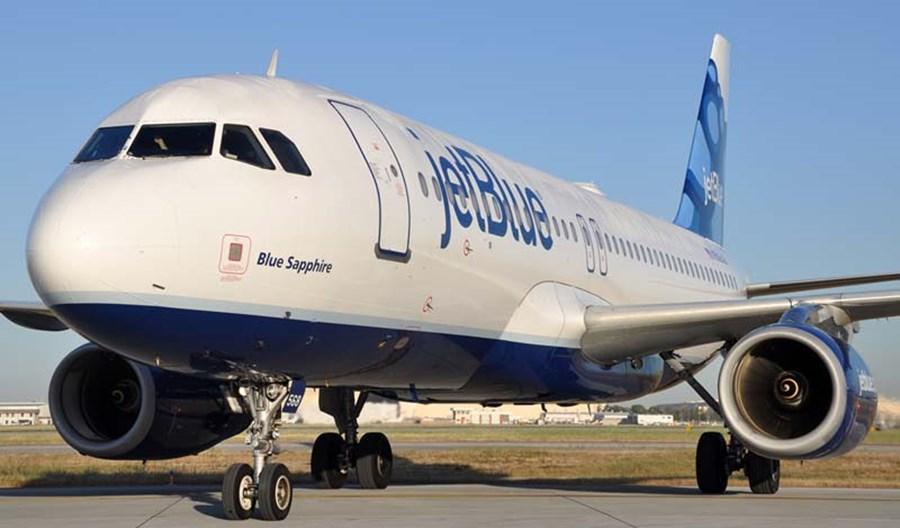 JetBlue stawiają mocniej na Connecticut. Dwie nowe trasy do Kalifornii