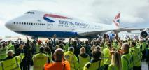 Kończy się era boeingów 747 w British Airways