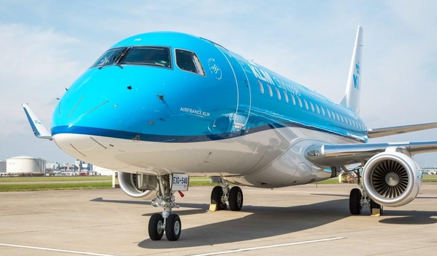 KLM wraca do Wrocławia