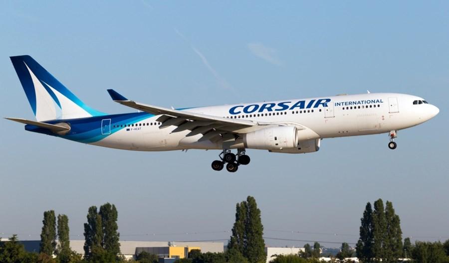 Corsair planuje długodystansowe loty z Niemiec. Bez miast w Azji