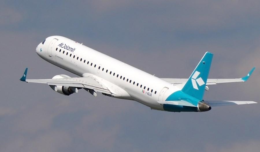 Air Dolomiti połączy Dusseldorf i Berlin z Weroną