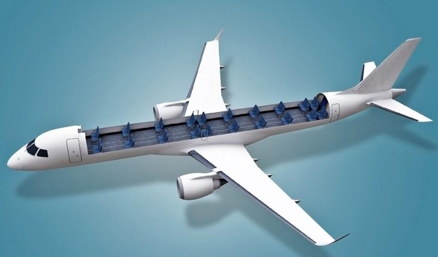 Embraer opracował rozwiązania transportu cargo dla samolotów komercyjnych