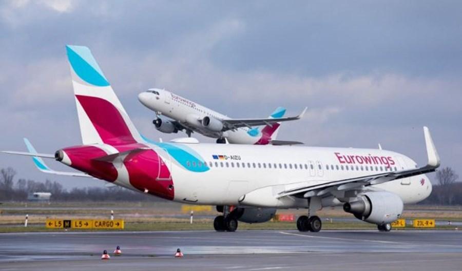 Niemcy: Przedwyborcza licytacja na ograniczanie lotnictwa
