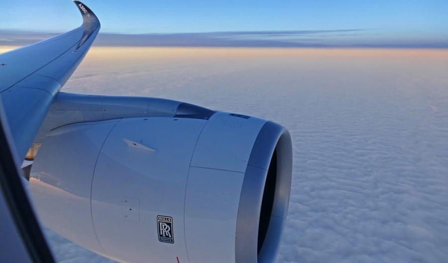 Rolls-Royce: Do 2030 r. Trent XWB pozostanie jedynym silnikiem airbusa A350-900