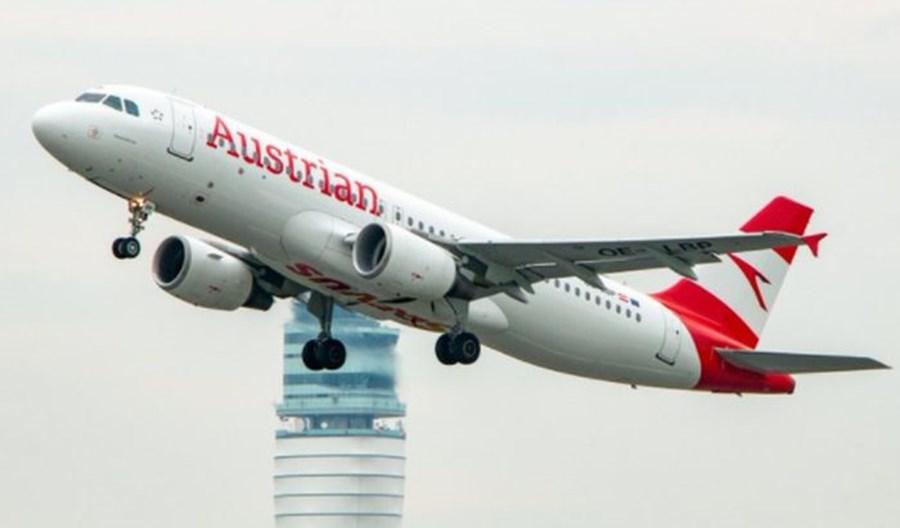 Austrian Airlines wznowią trasy do Kolonii i trzy na Bliski Wschód