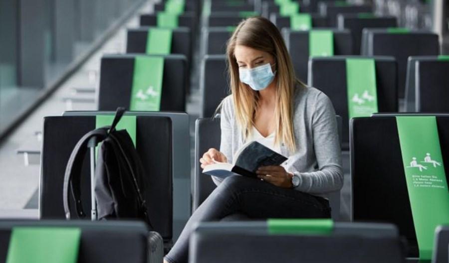 Grupa Lufthansa ujednolica zasady noszenia maseczek