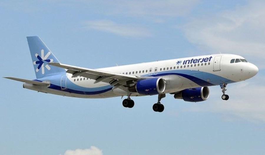 Interjet zwiększa liczbę krajowych tras i częstotliwość lotów