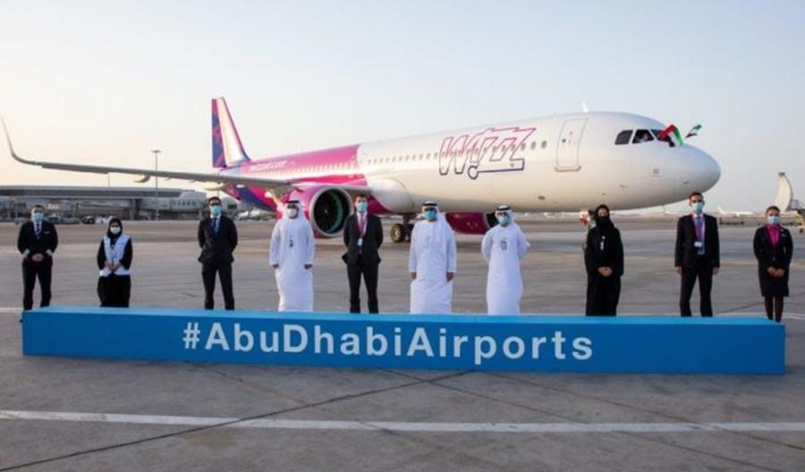 Wizz Air Abu Dhabi zainaugurują działalność rejsami do Grecji