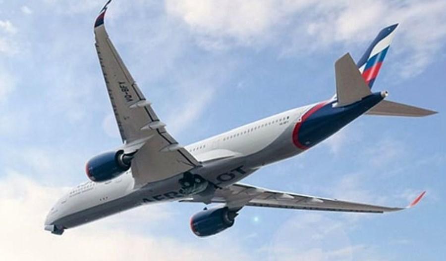 Aerofłot wznawia trzy międzykontynentalne trasy