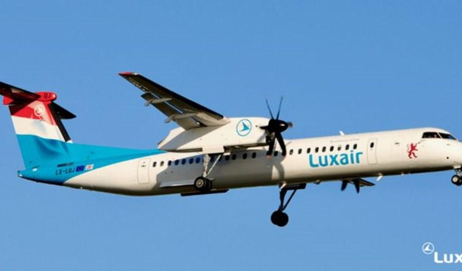 Luxair uruchomi późną jesienią loty do Krakowa