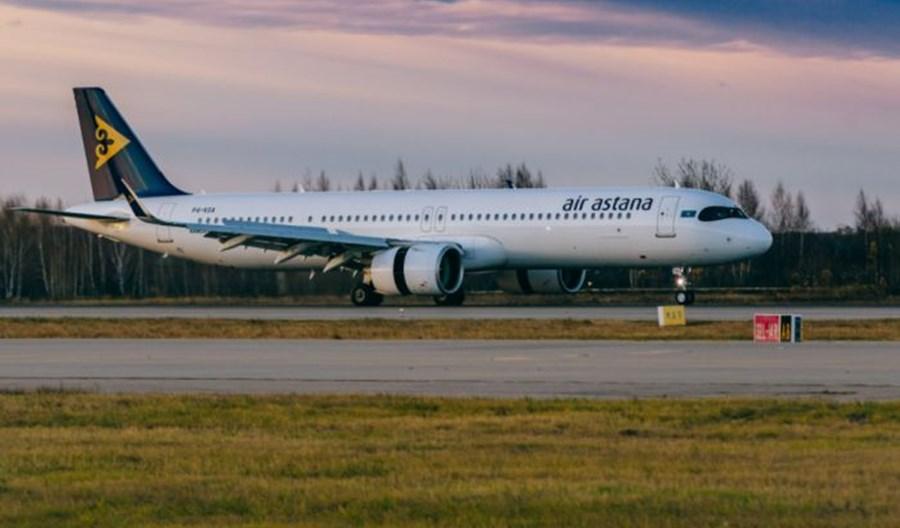 Air Astana wznawiają dwie trasy do Kijowa