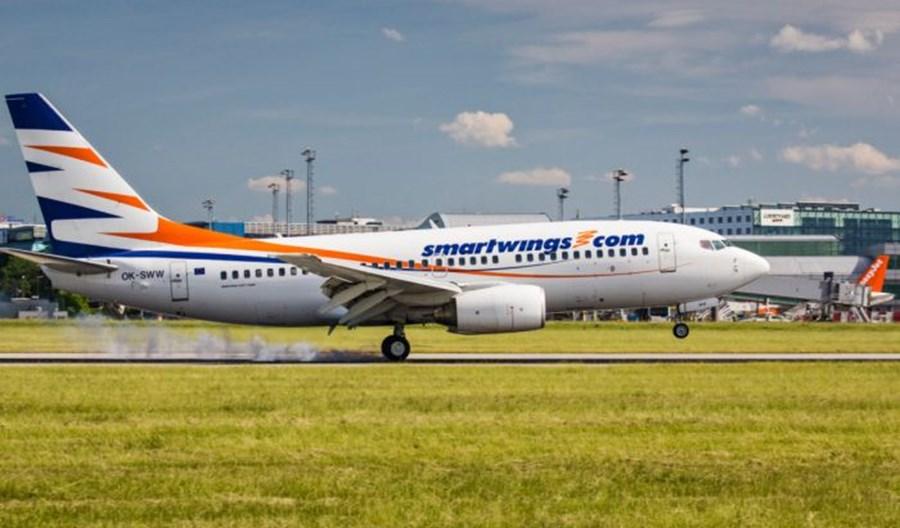Praga: Wzrost pasażerów o 39 proc. Amsterdam na czele podium tras