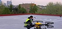 Drony w medycynie. PAŻP podpisał porozumienie ze szpitalem