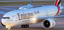 Emirates dodają kolejne dwie trasy i jest coraz bliżej 100