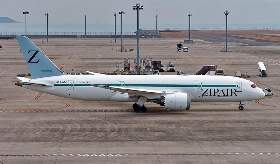 Zipair Tokyo w końcu wystartuje z lotami pasażerskimi?