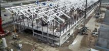 Gdańsk: Trwa rozbudowa terminalu pasażerskiego
