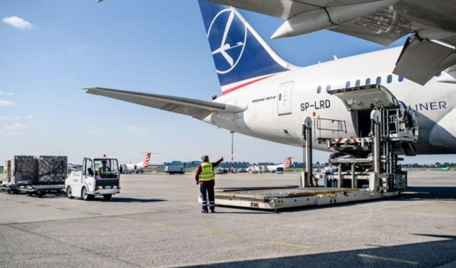 PLL LOT: 2020 udany w przewozach towarów. 61-proc. wzrost ładunków