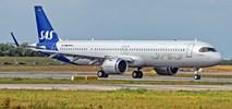Scandinavian odebrał pierwszego A321LR. Dostawa na biopaliwie