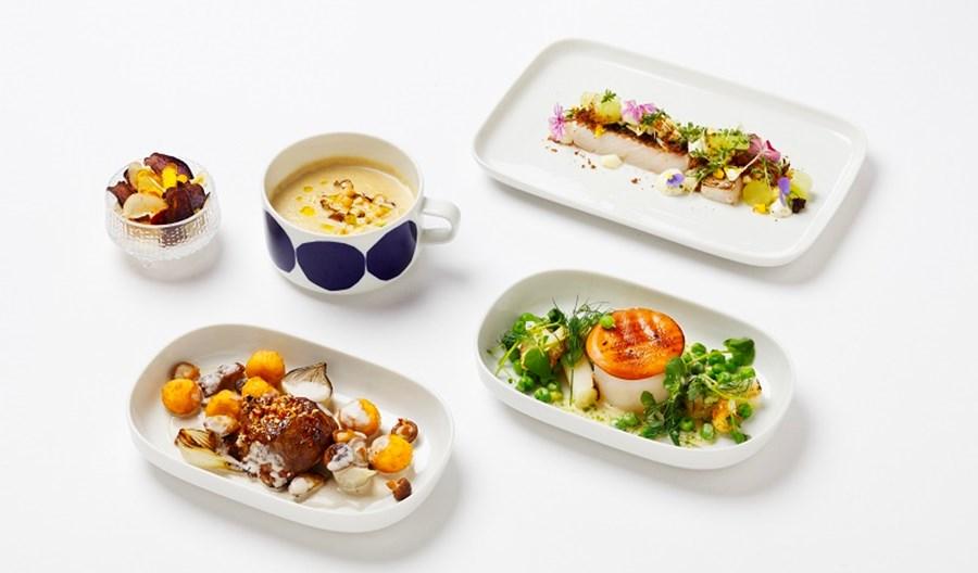Finnair sprzedaje catering pokładowy w… sklepach spożywczych