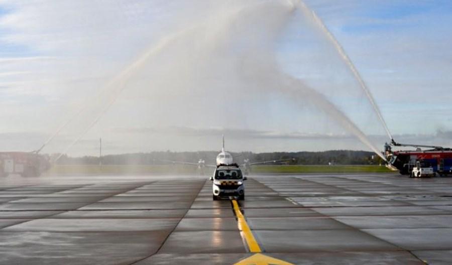 UPS otworzył bazę na lotnisku w Gdańsku