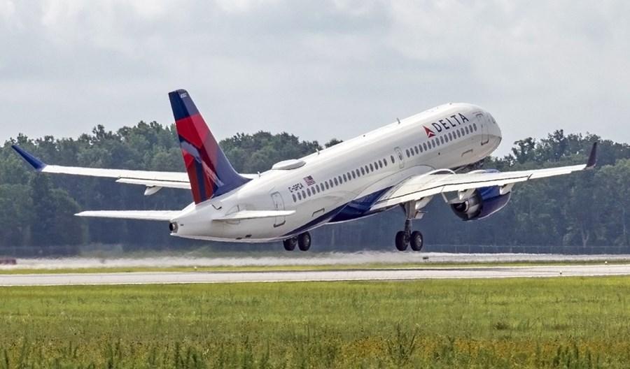 Airbus dostarczył pierwszego A220 z amerykańskiego zakładu w Mobile