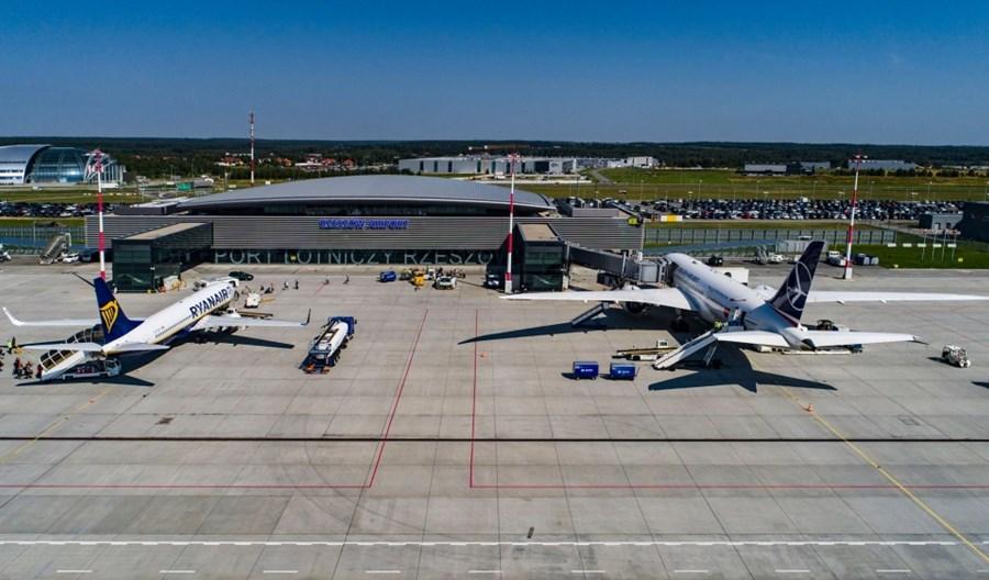 Rzeszów-Jasionka: Nowy rozkład lotów, trzech przewoźników i osiem kierunków