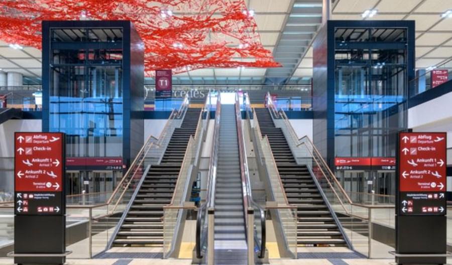 Specjalny rejs Lufthansy na otwarcie portu Berlin-Brandenburg