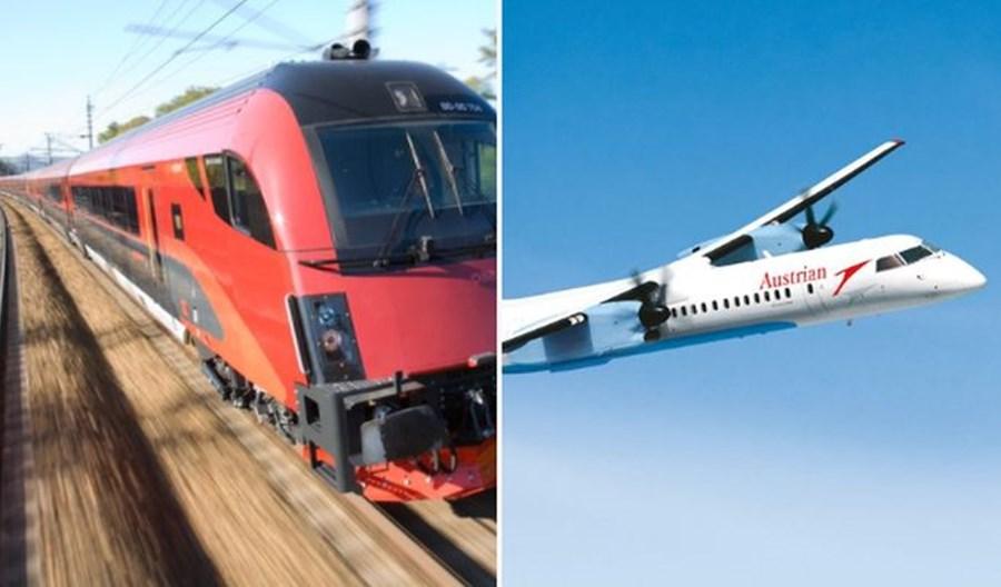 Austrian Airlines i ÖBB uruchomią pociągi na trasie Graz – Wiedeń