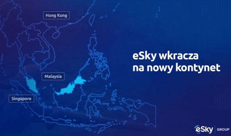Grupa eSky rozpoczyna działalność na nowym kontynencie