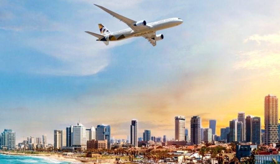 Etihad Airways ruszą w marcu z lotami do Tel Awiwu