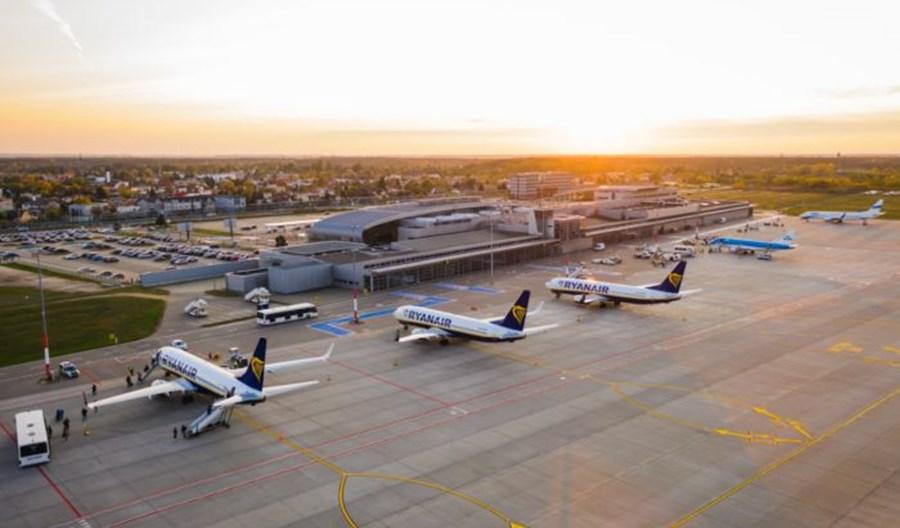 Regionalne lotniska tracą przez pandemię. Najwięcej Modlin