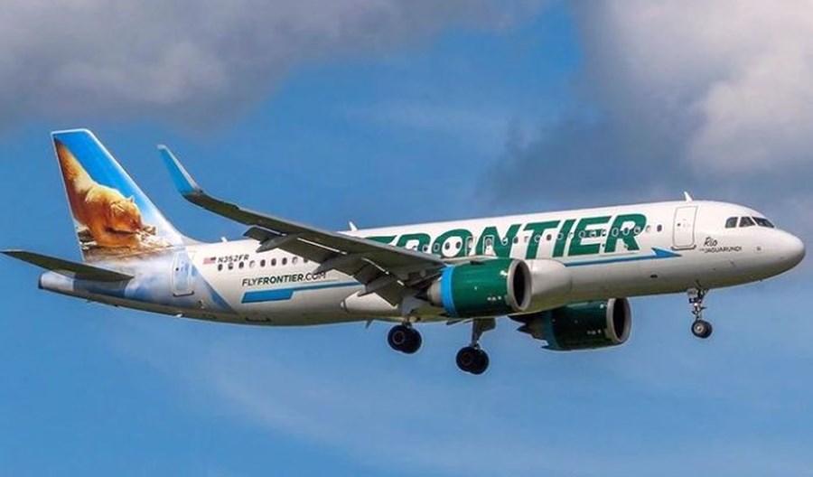Frontier Airlines uruchomią kolejnych 19 tras. Trzy nowe destynacje