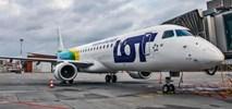 E195 PLL LOT w barwach Warmii i Mazur poleciał do Lwowa (zdjęcia i aktualizacja)