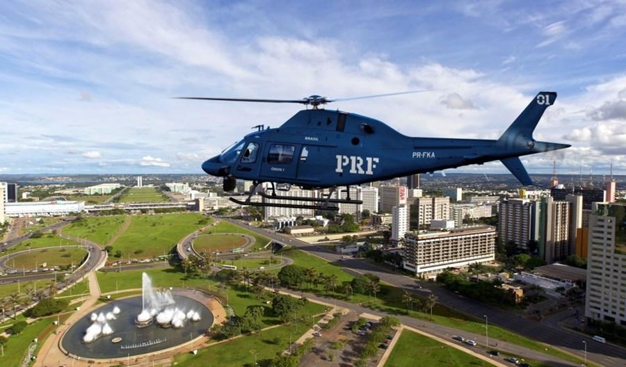 Leonardo dostarczy śmigłowce policji w Brazylii