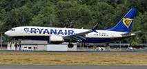 Ryanair zwiększa zamówienie boeingów 737 MAX o kolejne 75 maszyn