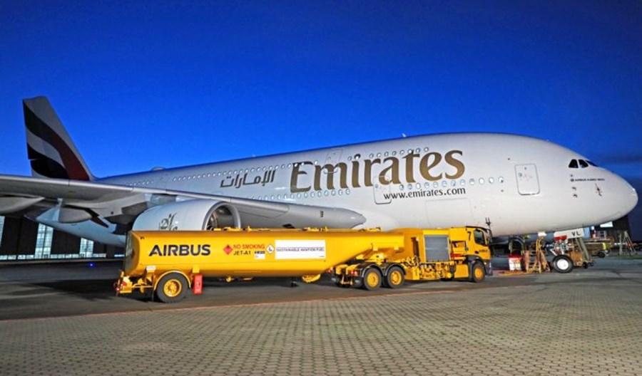 116. samolot A380 dołączył do floty Emirates. Kolejne dwa będą do końca roku