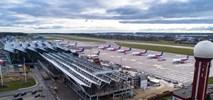 Gdańsk: Wiecha na budowie nowej części terminalu pasażerskiego