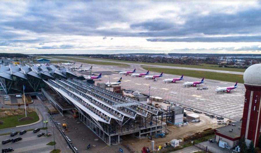 Szybkie testy na lotnisku także dla przylatujących do Gdańska