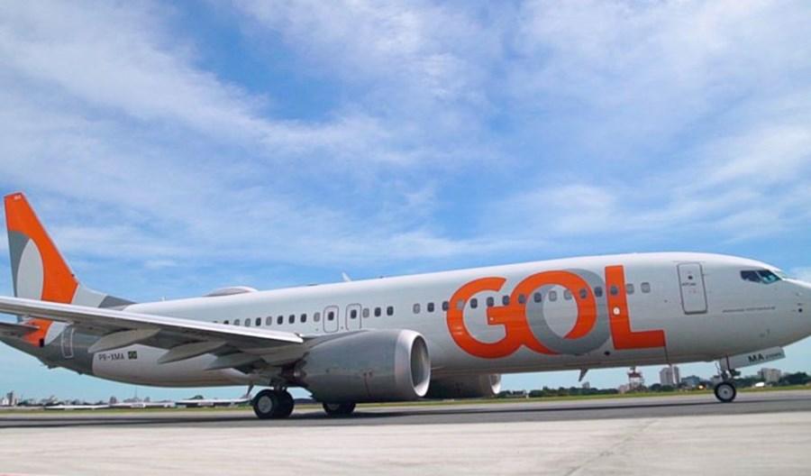 737 MAX linii GOL doleciał z Sao Paulo do Porto Alegre