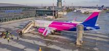 Wizz Air zainaugurował loty z lotniska Rzeszów-Jasionka