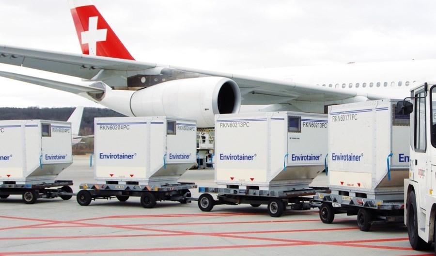 Swiss WorldCargo gotowe do transportu szczepionek na COVID-19