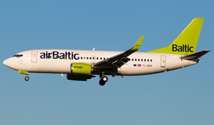 airBaltic ostatecznie pożegnał się z boeingami 737