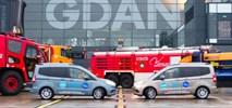 Gdańsk: Lotnisko kupiło samochody dla hospicjum dziecięcego