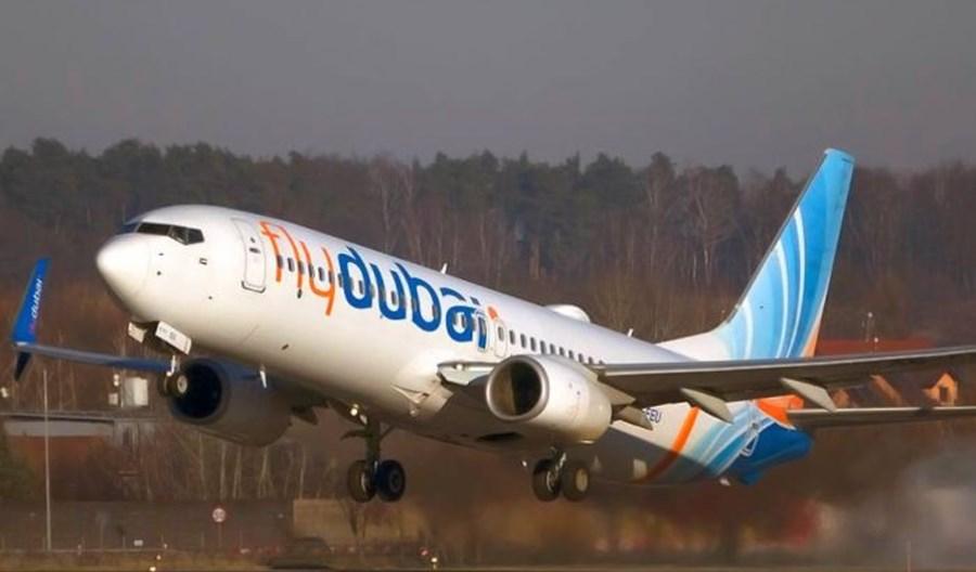 FlyDubai wróciły na trasę do Krakowa