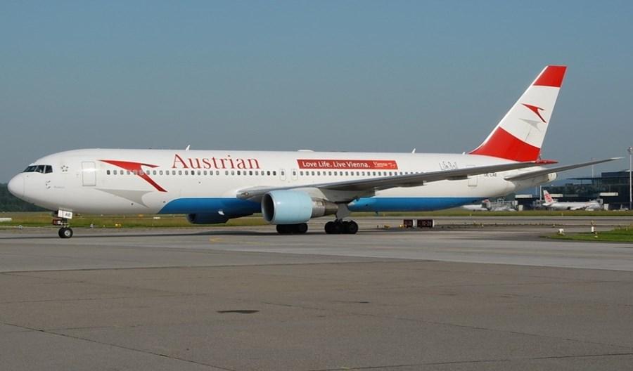 Boeingi 767 Austrian Airlines posłużą jako części zamienne i frachtowce