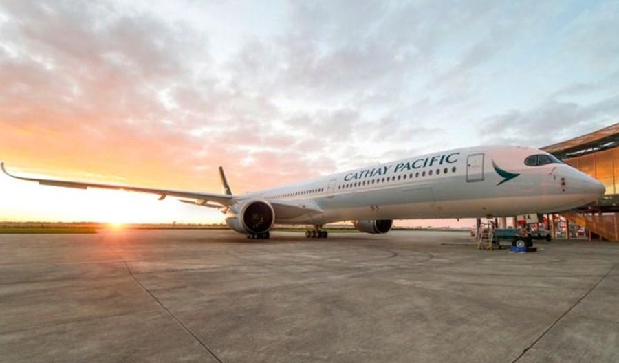 Cathay Pacific wznowią rejsy do Londynu. Druga trasa do Anglii wciąż zawieszona